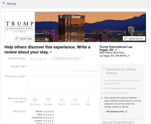 Revinate's new Post-Stay Surveys Reinvent Guest Feedback, Turning