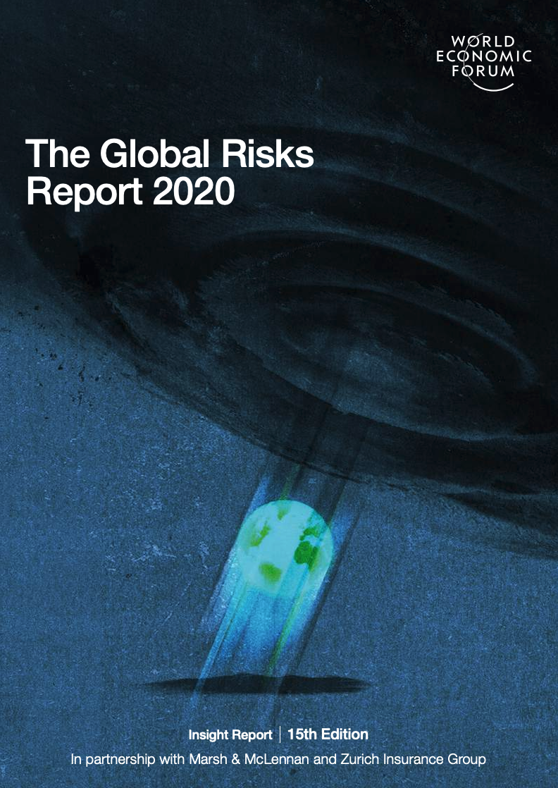 World Economic Forum Annual Global Risks Report 15th Edition