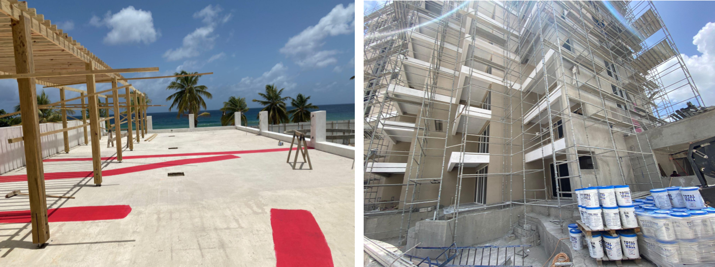 O2 Beach Club Project Images