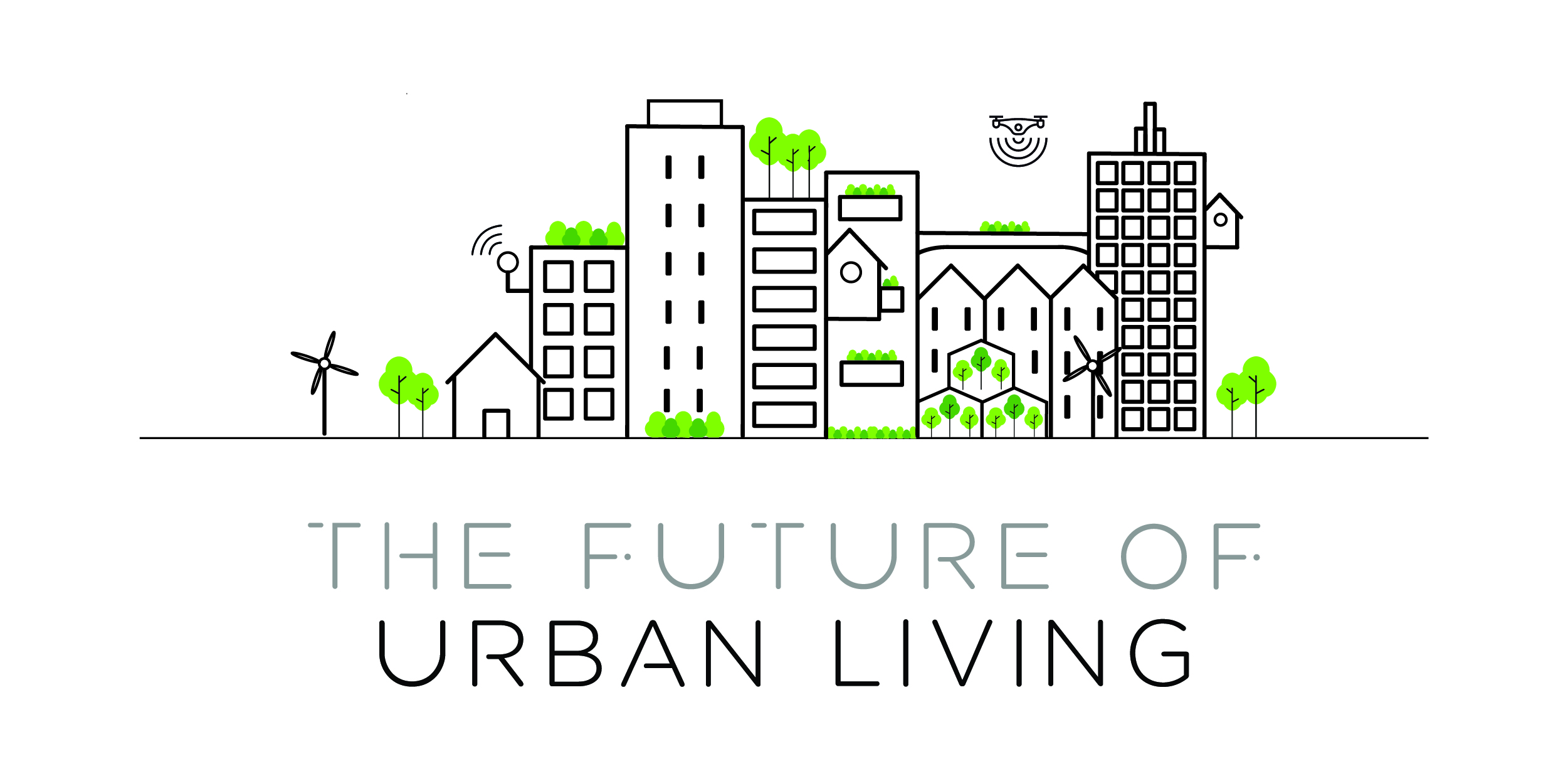 The Future of Urban Living Banner