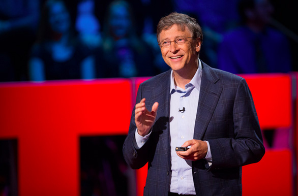 BILL GATES' FAVORITE TED TALKS