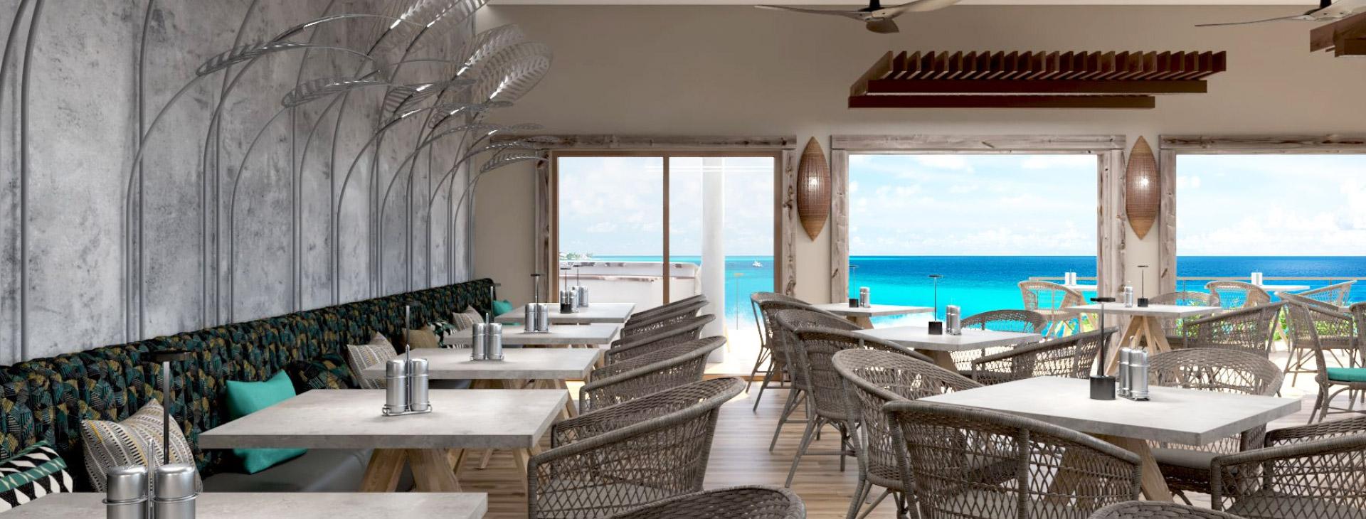 Elements Restaurant Interior