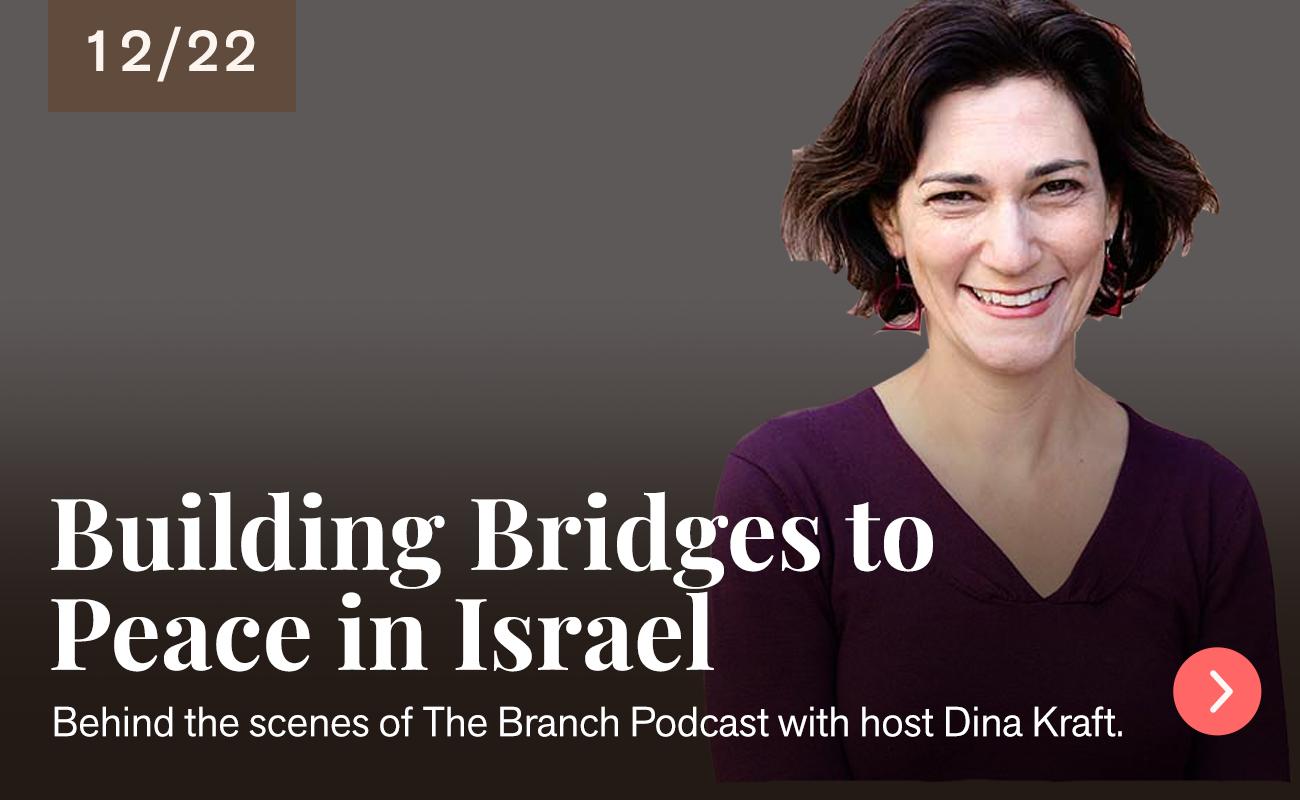 Building Bridges to Peace in Israel