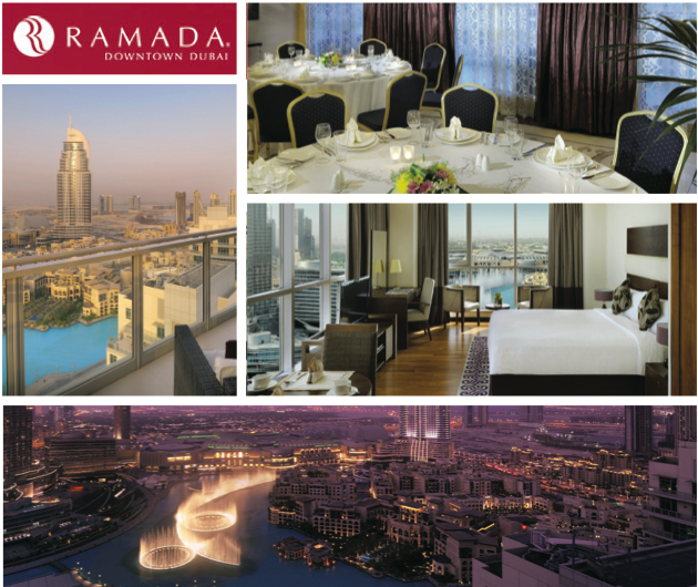 Ramada Hotel Dubai Downtown