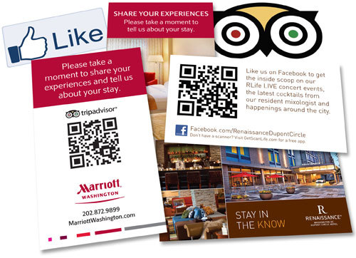 Effective Use Of Qr Codes For Hotels Revinate