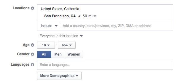 Facebook Ad Targeting for Hotels - Revinate