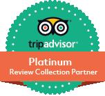 Tripadvisor Platinum Partner