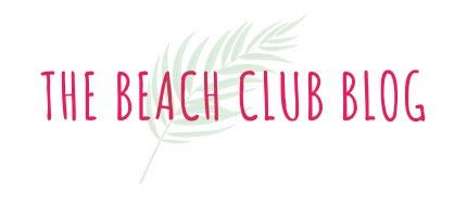 Beach Club Blog Logo