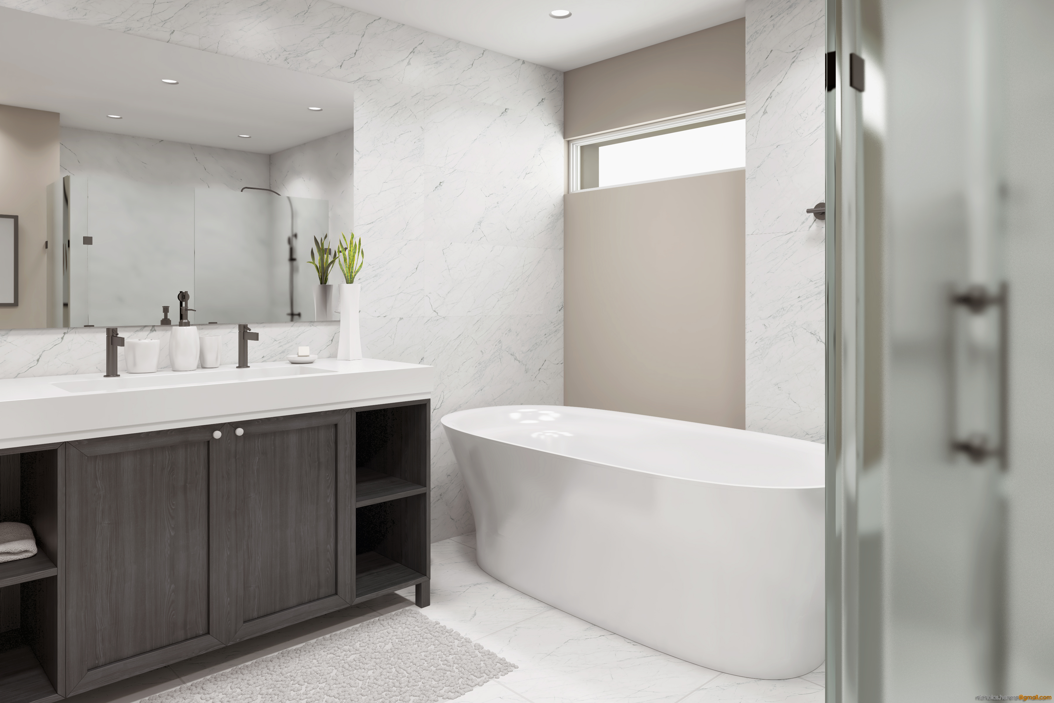 O2 Luxury Collection Ensuite Tub
